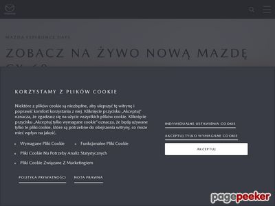 Mazda.pl - Nowe Auta