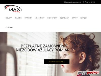 Max-rolety Lublin