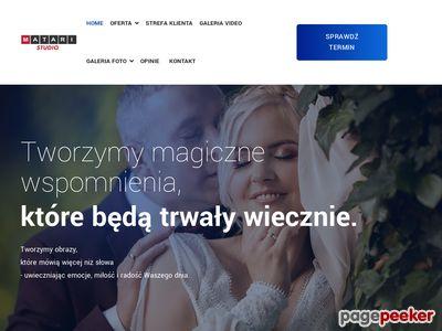 Profesjonalne Studio Filmu i Fotografii.