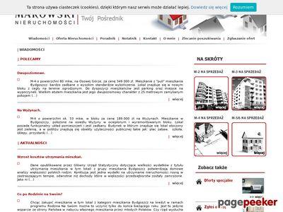 Mieszkania Bydgoszcz - nieruchomości