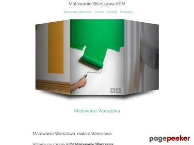APM Malowanie Warszawa