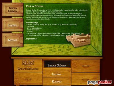 Meble drewniane Lublin
