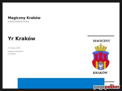 Dom do wynajęcia Kraków