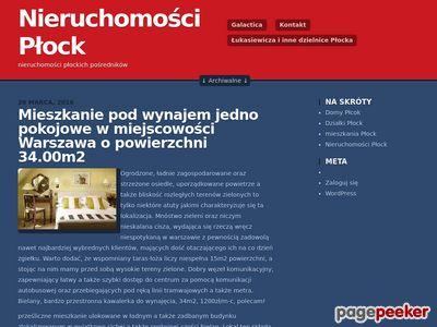 Nieruchomości Płock
