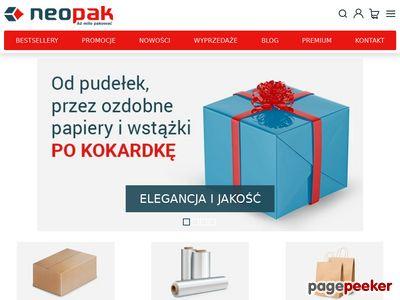 Kartony NEOPAK