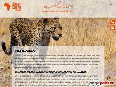 Namibia - podróże do kraju który urzeka !!!
