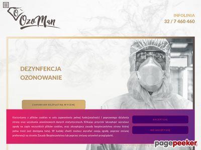 Ozonowanie - www.ozoman.pl