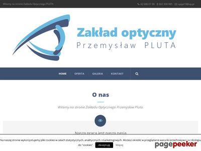 Optycy Łódź - http://www.optykpluta.pl