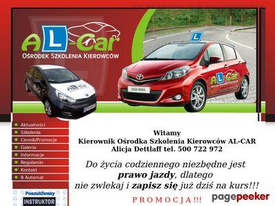 AL-CAR osk Gdynia