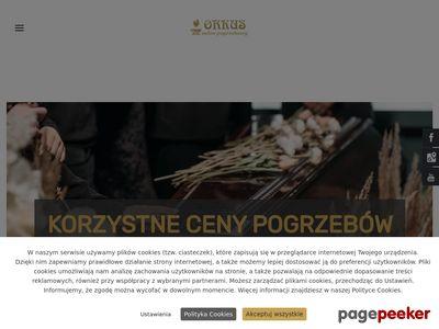 ORKUS ŁUKASZ DOMAGAŁA pomniki Szczecin