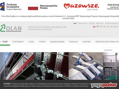 Olan.siedlce.pl-szalunki