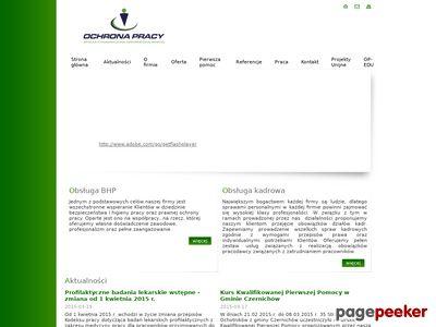 BHP Kraków - ochronapracy.com