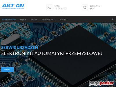 Serwis automatyki przemysłowej - automatyka-mechatronika.pl