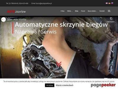 Automatyczna skrzynia biegów Warszawa