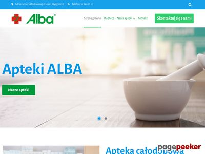 Www.apteka-alba.com.pl