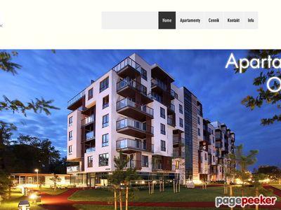 Atrakcyjne apartamenty Kołobrzeg