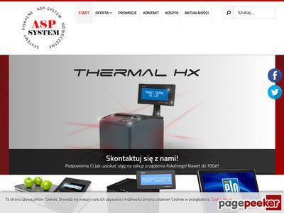 ASP System - Kasy fiskalne w Warszawie