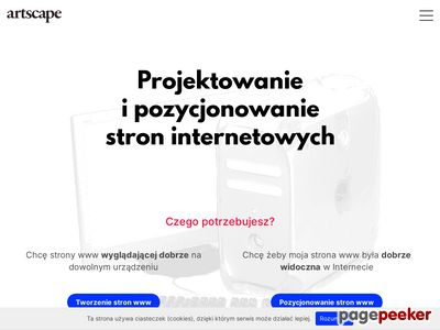 Strony internetowe Bielsko