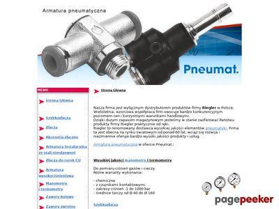Szybkozłączki pneumatyczne