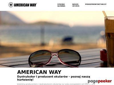 Dystrybutor okularów | www.americanway.com.pl