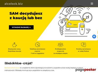 Alkomat - Alkomaty Amii - Numer 1 w Polsce