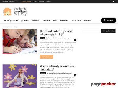 Http://www.akademiatroskliwejmamy.pl