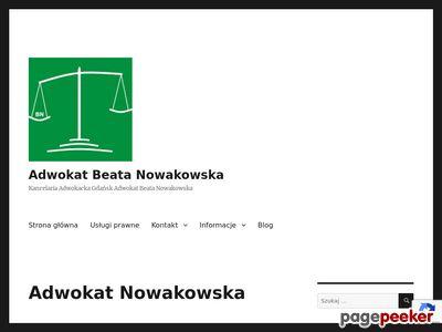 Adwokat Gdańsk - Kancelaria Adwokacka Gdańsk