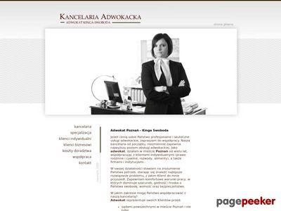 Prawnik Poznań