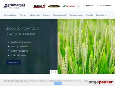 AGROMARKET maszyny rolnicze szczecin