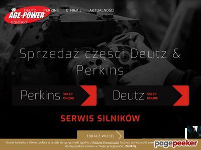 Age-power-Sprzedaż agregatów prądotwórczych|serwis Deutz