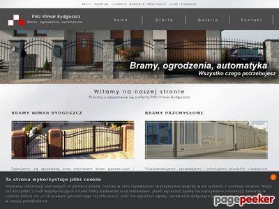 Bramy segmentowe Bydgoszcz