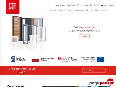 Drzwi wejściowe - boram.pl
