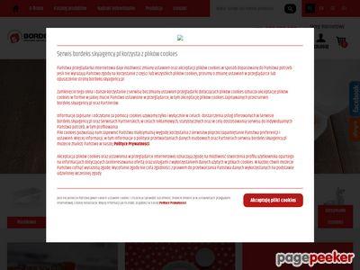 Bordeks - Naczynia jednorazowe i opakowania jednorazowe