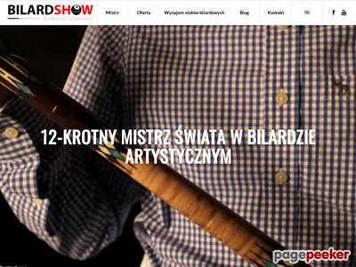 Bilard Show - bilardshow.pl