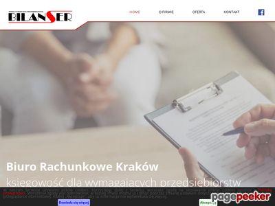 Profesjonalne biuro rachunkowe w mieście Kraków