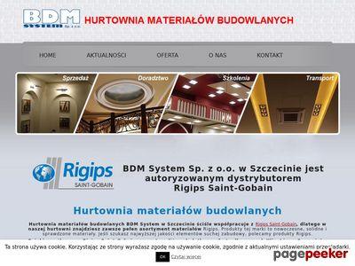 Hurtownia materiałów budowlanych Szczecin