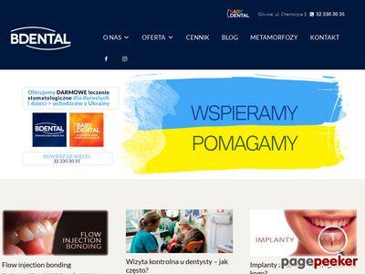 Centrum Stomatologii i Medycyny B-dental