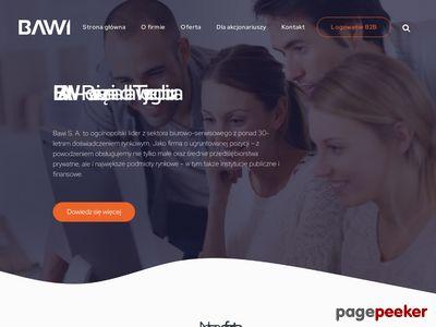 Www.bawi.com.pl : oprogramowanie Białystok