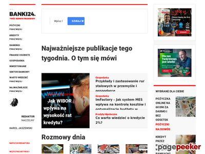 Banki24 Opinie o kredytach