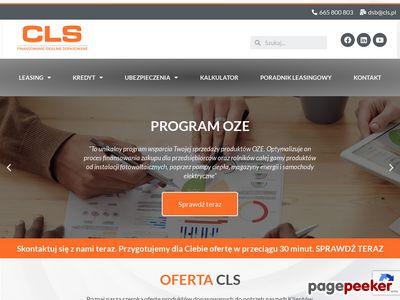 CLS.pl - odszkodowania