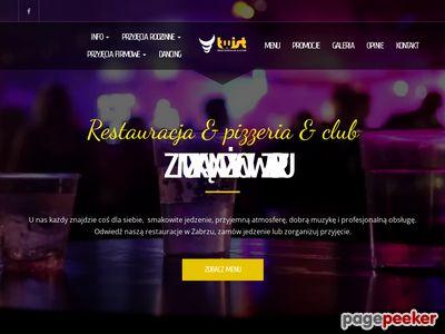 Clubtwist.pl – restauracja, pizzeria