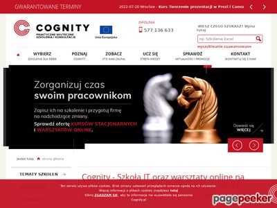 Cognity Kurs Access