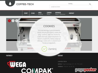 Coffee Tech:: młynek do kawy