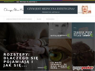 Chirurgia plastyczna w Krakowie