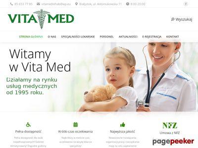 Centrum Medyczne Vitamed rehabilitacja