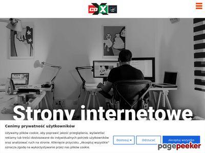 Www.cdx.pl projektowanie stron www