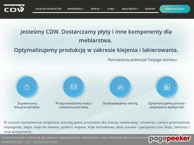 Www.cdw.net.pl - lakiery wodne