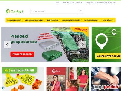 Can Agri - Akcesoria Weterynaryjne