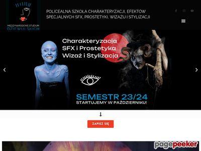 Szkoła wizażu - dziewulscy.pl