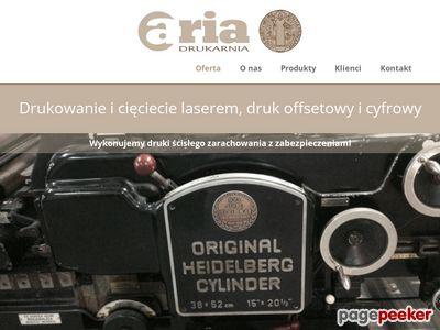 Druk cyfrowy Warszawa